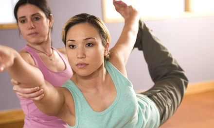 One or Three Months of Unlimited Classes at YOUnique Yoga (Up to 79% Off)