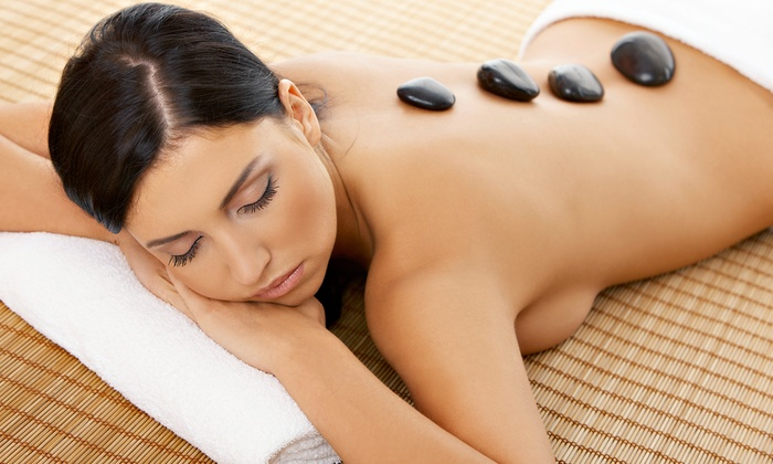 Balanced Bodywork - Eastside: One or Three Therapeutic Hot Stone Massages at Balanced Bodywork (Up to 53% Off)