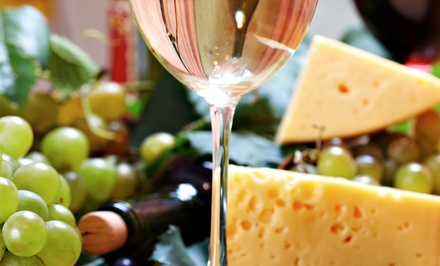 Wine Flights with Meat and Cheese Platter for Two or Four at Wine Warehouse (Up to 50% Off)