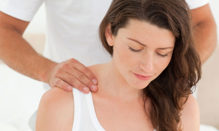 Her & His Body Works - East Whittier City: $39 for a Full-Body Evaluation and a 60-Minute Sports-Therapy Massage at Her & His Body Works ($125 Value)