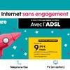 SOSH : internet sans engagement avec la Fibre
