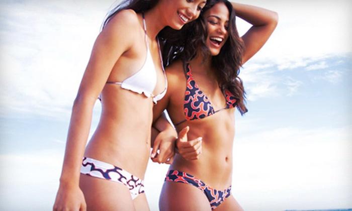 San Lorenzo Bikinis: $40 for $80 Worth of South American Swimwear from San Lorenzo Bikinis