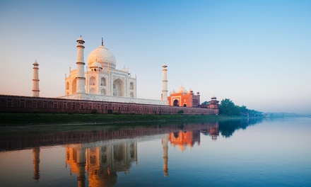 ✈ 12-Day Tour of India with Airfare from Gate 1 Travel. Price per Person Based on Double Occupancy.