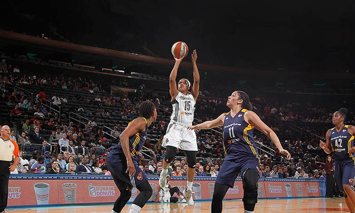 New York Liberty - Madison Square Garden: New York Liberty WNBA Game at Madison Square Garden (Up to 37% Off). Two Seating Options and Four Games Available.
