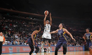 New York Liberty: New York Liberty WNBA Game at Madison Square Garden (Up to 37% Off). Two Seating Options and Four Games Available.