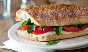 Sugar: $20 for Meal for Two with Appetizer and Sandwiches at Sugar ($34 Value)