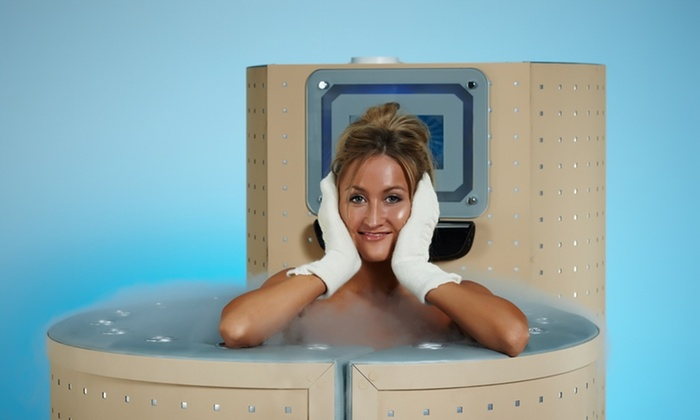 Ozone Cryotherapy - Ozone Cryotherapy: Up to 54% Off Cryotherapy at Ozone Cryotherapy