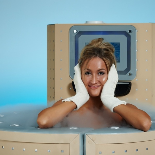 Ozone Cryotherapy