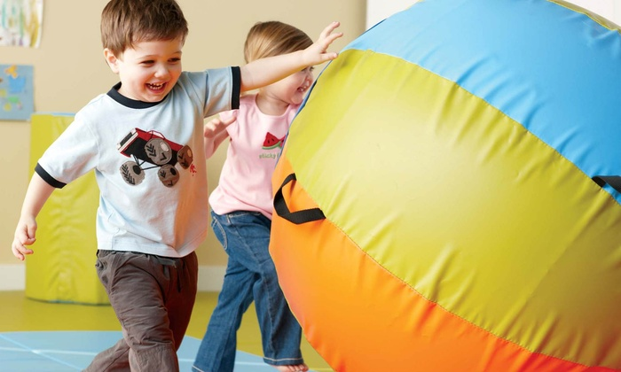 Gymboree Play & Music - Arboretum Crossing - Gateway: Preschool Classes for One, Two, or Four Children at Gymboree Play & Music (Up to 64% Off)
