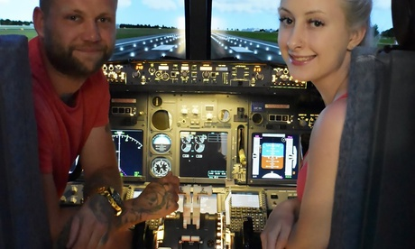90-Minute Boeing 737 Pilot Experience at Sim2do (43% Off)