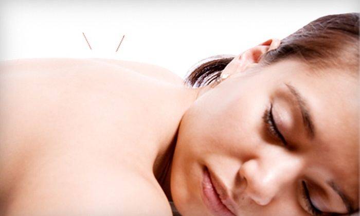 Healing Hands MedSpa - Multiple Locations: One, Two, or Three Acupuncture Treatments or a One-Year Membership at Healing Hands MedSpa (Up to 77% Off)