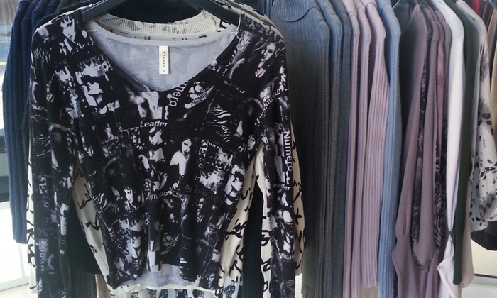 Zannza Couture - Multiple Locations: Apparel and Accessories at Zannza Couture (49% Off)