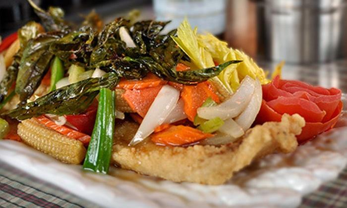 City Thai Cuisine - Hillsdale: Half Off Thai Food for Dinner or Lunch at City Thai Cuisine