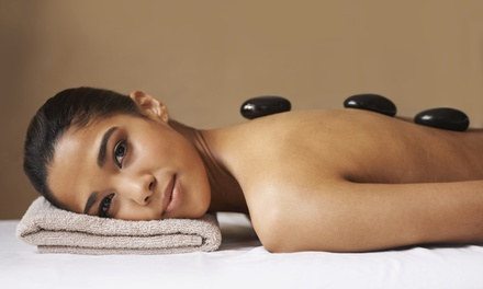 45-Minute Hot Stone Massage