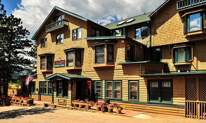Historic Lodge in Colorado Rockies
