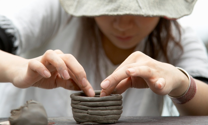 Texas Pottery Supply & Clay Co. - Cascade Heights: 60-Minute Pottery Class for One, Two, or Four at Texas Pottery Supply & Clay Co. (Up to 58% Off)