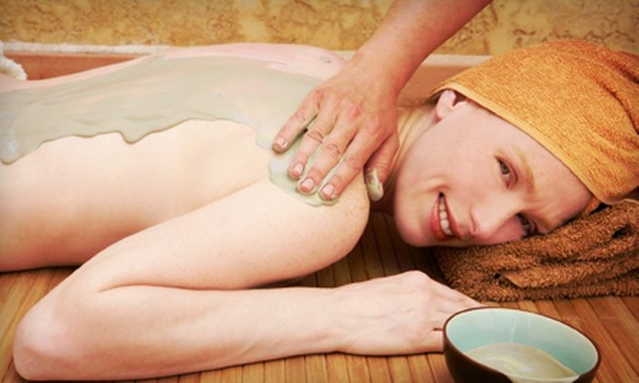 Health First Wellness Center - Schaumburg: One, Two, or Three Custom Body Scrubs and Wraps at Health First Wellness Center (Up to 67% Off)