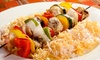 Mezza Middle Eastern Cuisine - Woodstock: Lebanese Cuisine on Friday–Saturday or Sunday–Thursday at Mezza Middle Eastern Cuisine (Up to 40% Off)