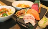 Sushi at Southern Sun