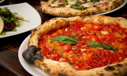 Vegan, Gluten-Free, or Traditional Italian Dinner with Wine for Two or Four at Forcella on Bowery (Up to 55% Off)