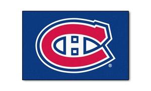 NHL Starter Mat Area Rug at NHL Starter Mat Area Rug, plus 6.0% Cash Back from Ebates.