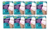 Up to Eight Packs of Always Discreet Women's Incontinence Underwear