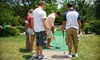 Pelican's SnoBalls - Cary - Cary: One or Two 18-Hole Rounds of Miniature Golf for Four at Pelican's SnoBalls (Half Off)