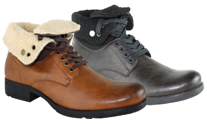 XRay Pike Men's Sherling Boots