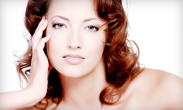 Hair! - Sylvania: One, Three, or Six 60-Minute Facial Massages with Exfoliation at Hair! (Half Off)