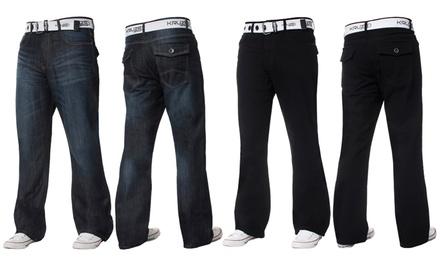 Men's Kruze Jeans with Belt