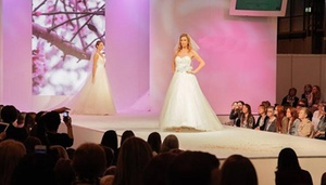 Our Dream Wedding Expo March 13, 2016: One, Two, or Four Admissions to Our Dream Wedding Expo - March 13, 2016 (Up to 55% Off)