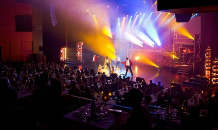 Diner spectacle au casino barriere toulouse