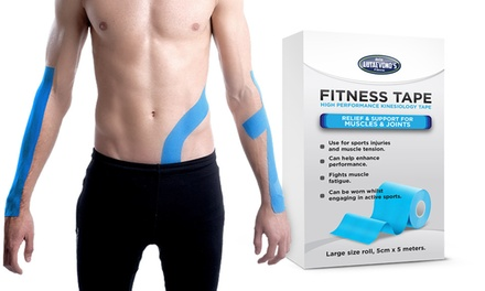 One £5.99 or Two £9.98 Dr Lutaevono's Kinesiology Tapes