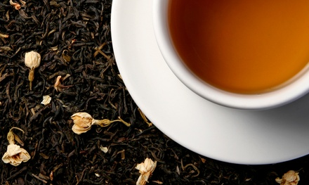 $10 for $20 Worth of Tea and Cafe Fare at Tea Lounge