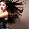 Up to 55% Off a Haircut with Relaxer or Highlights