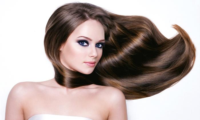 Mario Hair Design - Altos Del Mar South: Keratin Treatment with Optional Haircut at Mario Hair Design (Up to 50% Off)