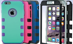 Aduro Eclipse Pro Case For Apple Iphone 6 Or 6 Plus From $8.99–$9.99
