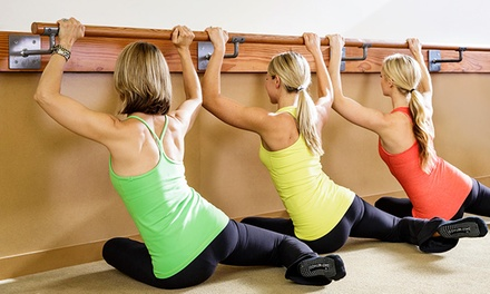 1 Month of Classes or 5 Barre Classes at The Dailey Method - Roseville (Up 73% Off)