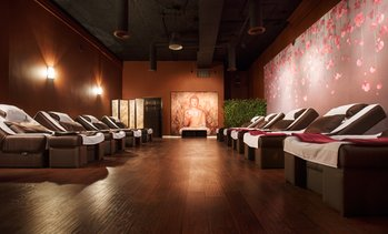 Up to 51% Off Reflexology & Massage at Foot Smile Spa - Chicago