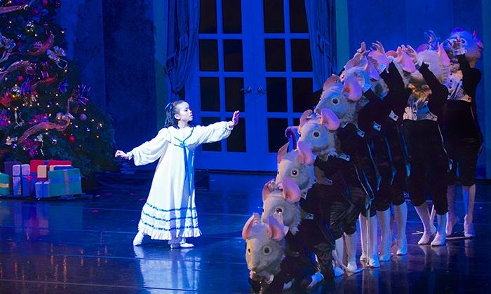 "Carolina Ballet Presents ""The Nutcracker"" - DPAC - Durham Performing Arts Center: Carolina Ballet Presents ""The Nutcracker"" at Durham Performing Arts Center on November 28–30 (Up to 47% Off)"