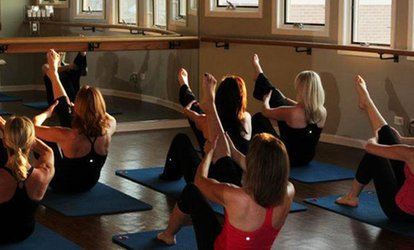 Five or Ten Studio Class Passes at Energie <strong>Pilates</strong>, Fitness Spa (Up to 68% Off)