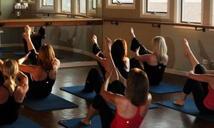 Energie Pilates, Fitness Spa: 5 or 10 Drop-In Fitness Classes at Energie Pilates, Fitness Spa (Up to 72% Off)
