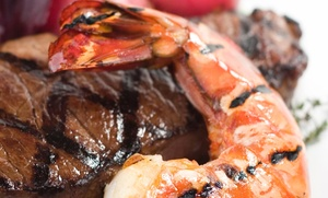 Fattys crab house inc: One Seafood Lunch at Fatty's Crab House (47% Off)