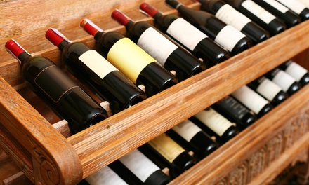 $49 for $250 Worth of In-Home Wine Tasting at PRP Wine International