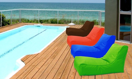 $29 for an Outdoor WaterResistant Bean Bag in Choice of Colour