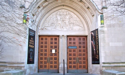 One-Year Family or Individual Membership to The Oriental Institute (Up to 53% Off)