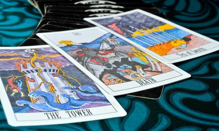 Psychic Visions - Campbell: $55 for $100 Worth of Fortune Telling — psychic visions