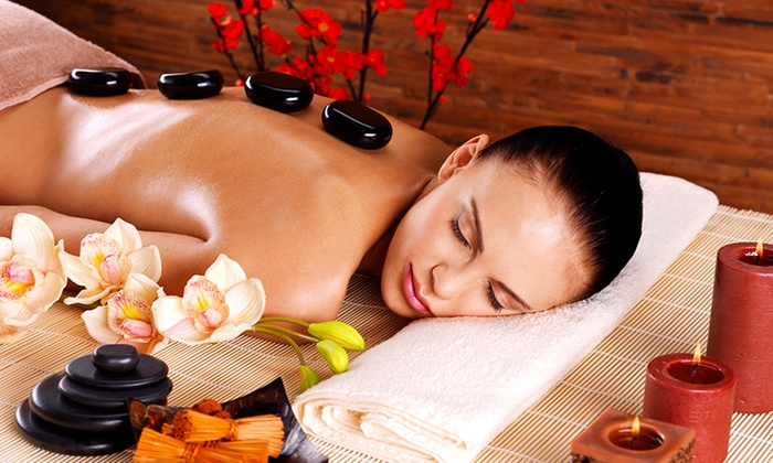 Hot Stone Massage - Gems | Groupon