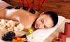 Gems - Folkestone: Hot Stone or Full Body Massage (£19) With Taster Facial (£25) at Gems Hair and Beauty Salon (Up to 67% Off)