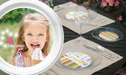 $24.99 for $50 Toward Customized Plates from Create UR Plate